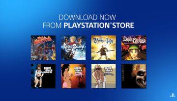 Llegan los juegos de PS2 al PS4