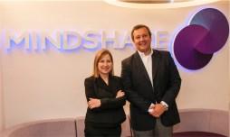 Liliana Barroso y Jorge Guglielmone CEO LATAM Mindshare