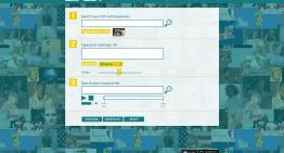GIFED!, sitio web para crear gifs animados con texto y música