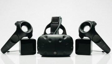 Vive Pre, la segunda versión de los lentes  de Realidad Virtual de HTC #CES2016