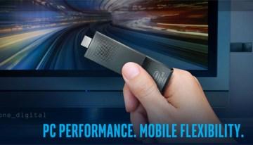 Conoce los nuevos y mejorados Intel Compute Sticks #CES2016