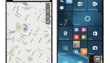 Here Maps ya no dará soporte a Windows Phone y Windows 10