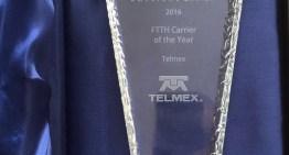 TELMEX: el Operador de Telecomunicaciones del Año 2015