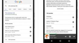 Google ya permite escuchar podcasts directamente desde sus resultados de búsqueda