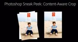 Content-Aware, la nueva función de Photoshop para editar fotografías