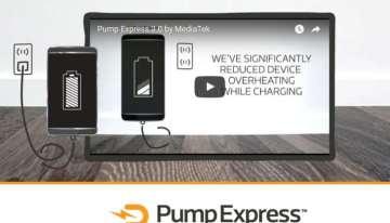Pump Express 3.0, la nueva versión del cargador rápido de MediaTek