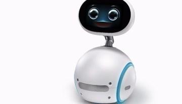 Zenbo, el nuevo robot de ASUS