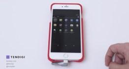 Tendigi crea una carcasa que permite utilizar Android en un iPhone