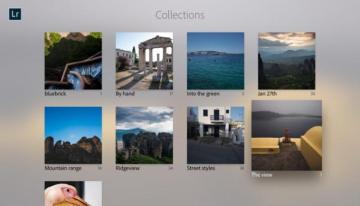 Adobe anuncia Lightroom para Apple TV