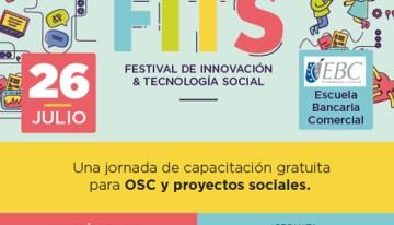 Llega la segunda edición del Festival de Innovación y Tecnología Social