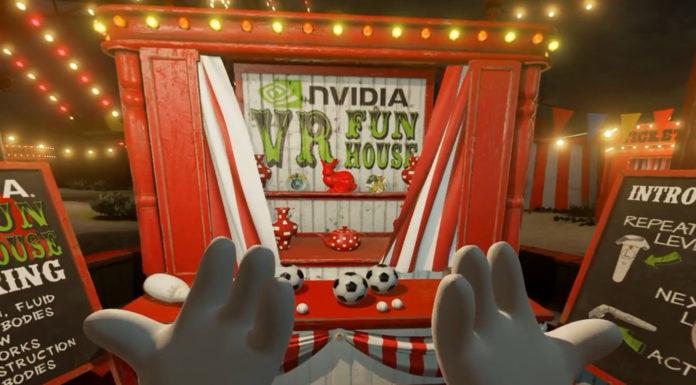 VR Fun Nvidia 2