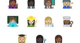 Google busca la igualdad al presentar nuevos emojis de mujeres trabajadoras