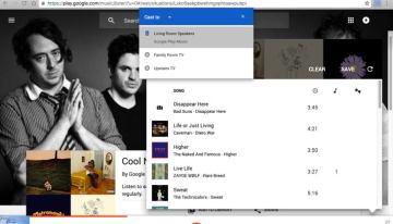 La más reciente versión de Google Chrome integra Cast