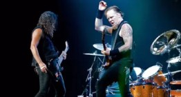 Spotify estrena documental sobre Metallica
