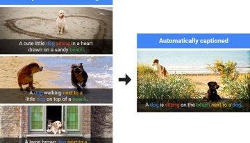 Show and Tell, el sistema inteligente de Google que añade subtítulos a imágenes, ahora es de código abierto