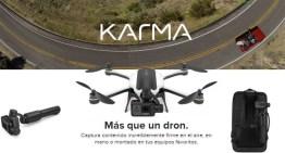Karma, el nuevo dron de GoPro