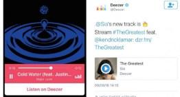 Deezer y Twitter se asocian para que descubramos nueva música