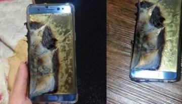 Samsung solucionará temporalmente el problema del Note 7 mediante un parche que limita la batería