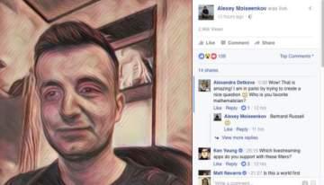 Facebook ofrece filtros para los fotos y videos con temas de Halloween