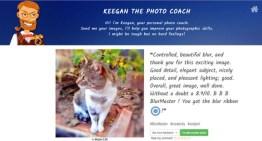 Keegan, un asistente web para analizar tus fotografías