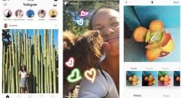 Instagram realiza pruebas para transmitir video directo desde la aplicación
