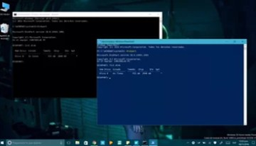 En la nueva compilación de Windows 10, PowerShell reemplazará el comando CMD