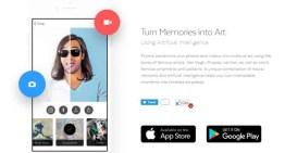 Prisma estrena feed de fotografías basadas en la ubicación