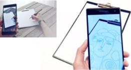 Sketchar, aplicación que te enseña a dibujar mediate realidad aumentada