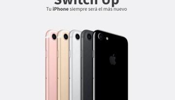 Esta Navidad descubre como tener siempre el iPhone más nuevo con Switch Up