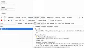 Es posible sufrir ataques de phishing mediante la utilización de campos de textos ocultos en sitios web.