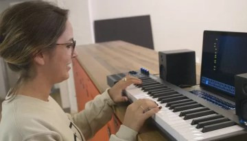 A.I. duet, el nuevo experimento de Google que ofrece un piano con inteligencia artifical