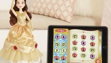 """Dance Code Belle, muñeca inspirada en la """"La Bella y la Bestia"""" que enseña a los niños a programar"""
