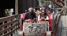 Six Flags y Samsung México anuncian Realidad Aumentada en una Roller Coaster con Realidad Virtual