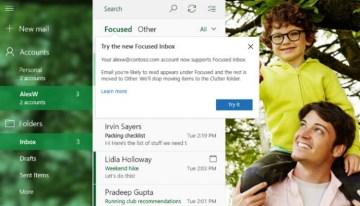Las aplicaciones Calendario y Correo de Windows 10 ahora tiene nuevas características