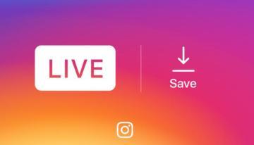 Instagram agrega función para guardar los videos que fueron trasmitidos en vivo