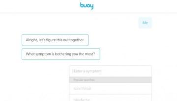 buoy, inteligencia artificial que realiza diagnósticos médicos