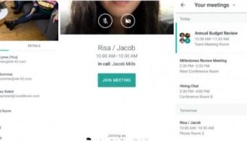 Meets, el Hangouts empresarial de Google