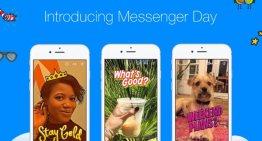 Facebook hace de acceso público la función Messenger Day