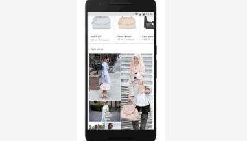 Los artículos de moda y estilo de vida llegan al buscador de imágenes de Google