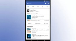 Los Artículos Relacionados de Facebook ofrecerán otras perspectivas sobre un mismo tema