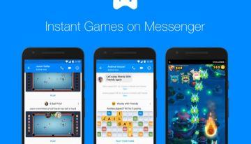 Facebook anuncia la disponibilidad de Instant Games a nivel mundial