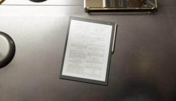 Digital Paper de Sony tendrá una segunda generación