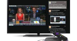 Twitter estrena aplicación para los dispositivos Roku