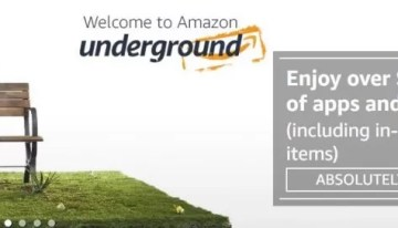 Amazon Underground dejará de ofrecer aplicaciones gratuitas