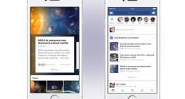 Facebook ofrece un nuevo diseño a la página de resultados de temas destacados
