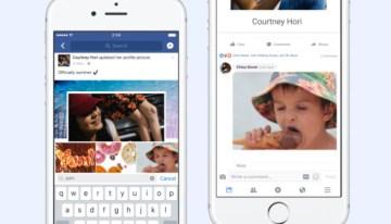 Facebook agrega función para insertar archivos GIFs en los comentarios