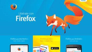 Firefox 57 tendrá una opción para activar de forma permanente el bloqueo de seguimiento hacia los usuarios
