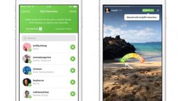 Instagram evalúa una nueva función para compartir publicaciones con un grupo reducido de amigos