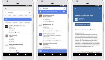 Google ahora ofrece ofertas de trabajo en su buscador