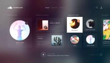 SoundCloud estrena aplicación oficial para Windows 10 y Xbox One